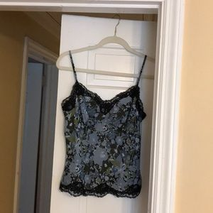 Ann Taylor lacey camisole